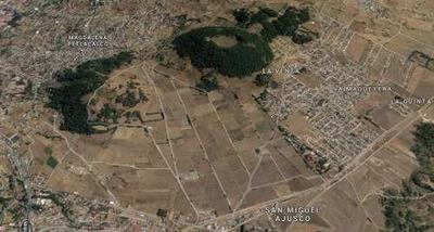 Terreno En Venta / 207 Héctareas En El Ajusco