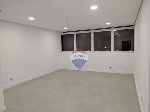 Sala Para Alugar, 35 M² Por R$ 2.300/mês - Mogilar - Mogi Das Cruzes/sp - Sa0055