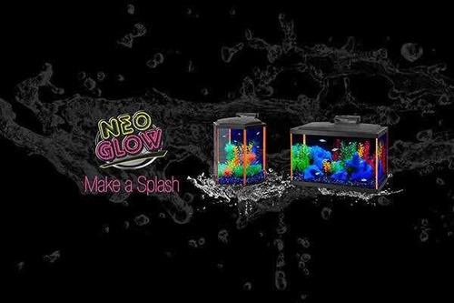 Peceras Neo Glow 32lts Para Todo Tipo De Peces