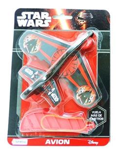 Juguete Avion Star Wars Foam Flyerz Mas De 8m Babymovil 9811
