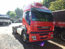 Iveco Stralis 480 6x2 Completo Ar Ano 2013