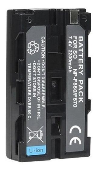 Bateria Np-f550 Npf570 Para Monitor Lcd Dslr Viltrox Dc-70ex
