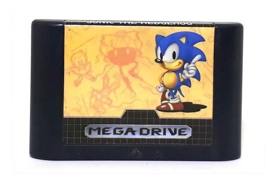 Sonic The Hedgehog Original Tec Toy Oferta! Loja Campinas