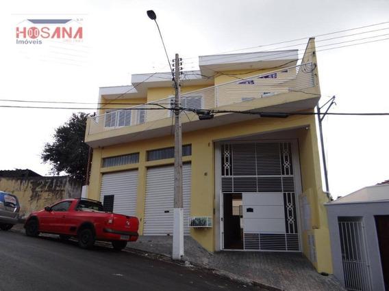 Casa Para Alugar, 50 M² Por R$ 750/mês - Serpa - Caieiras/sp - Ca0631
