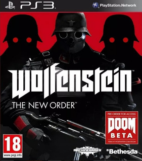 Wolfenstein The New Order Ps3 - Play Mexico