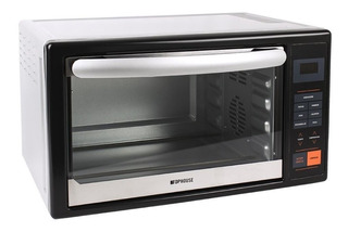 Horno Eléctrico Top House 28 L Digital Grill Temporizador