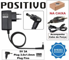 Fonte Carregador Notebook Positivo Stilo 5v 3a Nova!