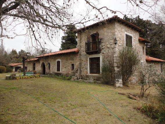 Casa En Venta 3 Hectáreas En La Cumbre