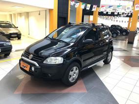 Volkswagen Crossfox 1.6 Total Flex 5p Ano 2006/2006 (6682)