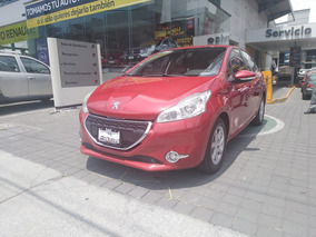 Peugeot 208 Allure 2014 En Excelentes Condiciones