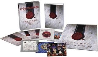 Whitesnake Slip Of The Tongue Super Deluxe 6 Cd Dvd Box Set