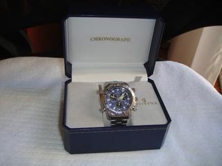Reloj De Hombre Festina Analogico ,cronografo, Alarma