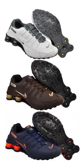 Tenis Nike Sxhox Nz 4 Molas Envio Imediato Promoção 3 Pares
