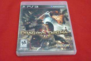 * Longaniza Games * Ps3 Dragon Dogma - Español