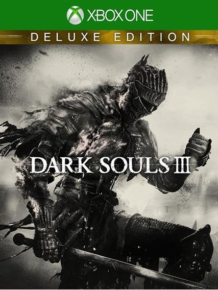 Dark Souls 3 Deluxe Xbox One - 25 Dígitos (envio Rapido)