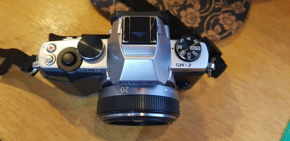 Valor Apenas Corpo Câmera Olympus Om-d E-m5 1