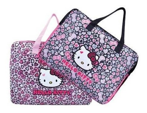 Bolso Portanetbook Hello Kitty Latin Company K434 Footy