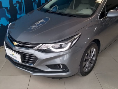 Chevrolet Cruze 1.4 Turbo Ltz 16v Flex 2018 Cinza