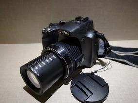 Câmera Semi Profissional Fugifilm Finepix Sl300 Zoom 30x