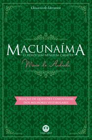 Livro Macunaíma O Herói Sem Nenhum Caráter Ciranda Cultural
