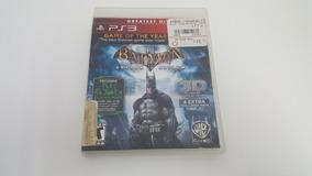 Batman Arkham Asylum Goty - Ps3 - Original