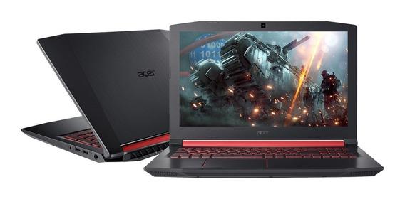 Queimão Notebook Gamer Acer Nitro 5 I7 Gtx 1050ti 4gb+hd 1tb