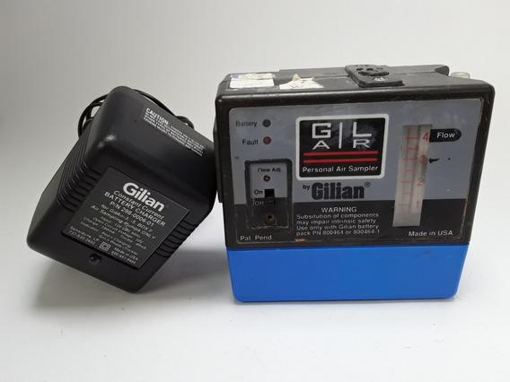Bomba De Amostragem De Ar Gilian Gilair-3 + Fonte Gilian