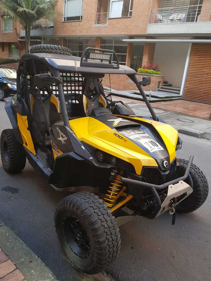 Can Am Maverick Max X Mr 1.000r