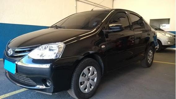 Toyota Etios Sedan 2016 1.5 16v X