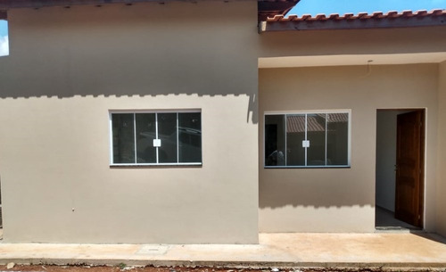 Casa Nova 139 M² Próximo Ao Centro Da Cidade-cód.c434