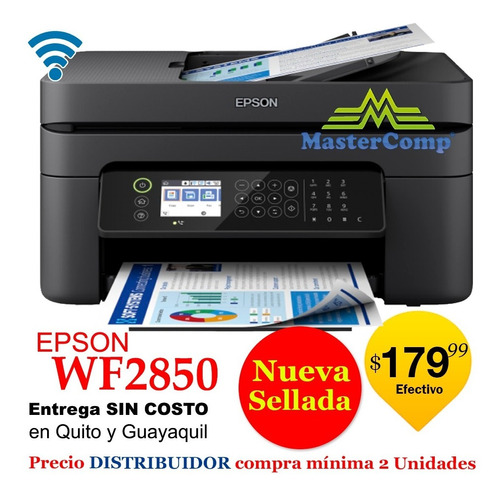 Imagen 1 de 2 de Impresoras Epson Wf2850 / Wf 2830 Solo Para Distribuidores