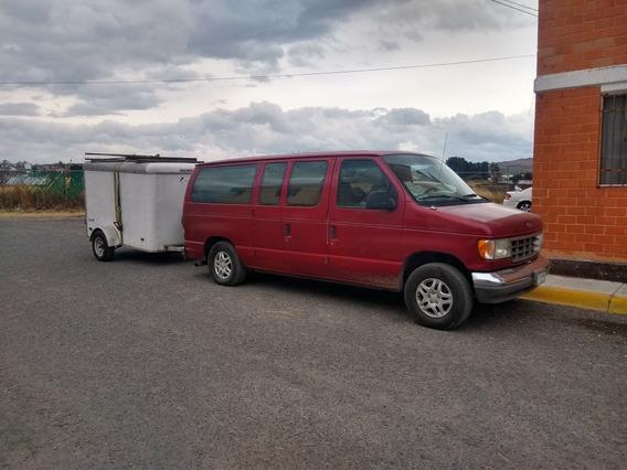 Ford Club Wagon 5.4 3p Xl 12 Pasajeros V8 Mt 1996