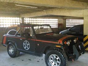 Rustico Clasico Jeep Commander