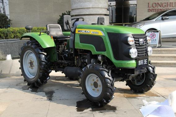 Tractor Viñatero Chery 45 Hp