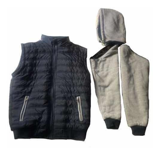 Jaqueta De Frio Ou Casaco/moletom