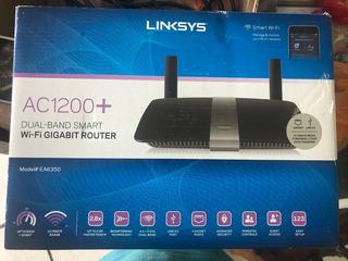 Router Linksys Ac1200+ Nuevo
