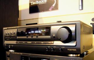 Technics Amplificador