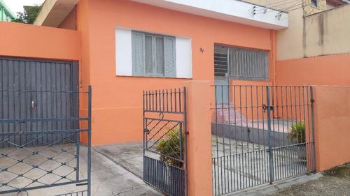 Imagem 1 de 12 de Casa À Venda, 163 M² Por R$ 680.000,00 - Baeta Neves - São Bernardo Do Campo/sp - Ca10013
