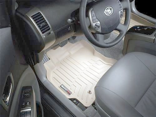 2003 GMC Envoy XL Black with Red Edging Driver Passenger /& Rear Floor GGBAILEY D4788A-S2A-BLK/_BR Custom Fit Car Mats for 2002