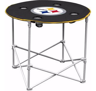 Mesa Portatil Plegable Original Nfl Pittsburgh Steelers