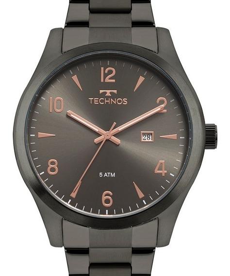 Relogio Technos Masculino Steel - 2115mry/4c