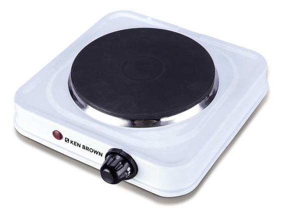 Anafe Electrico 1 Hornallas Ken Brown 1000 Watts Garantia