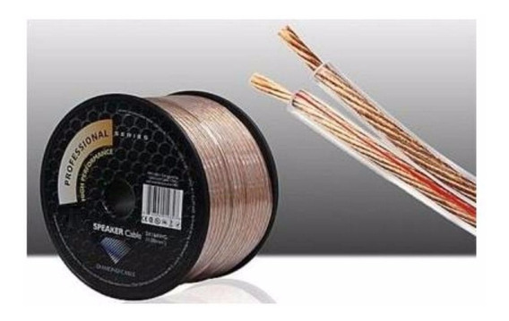 Diamond Cable Dmd Hp-sp250 Cabo Bitola 2,5mm 100 Metros