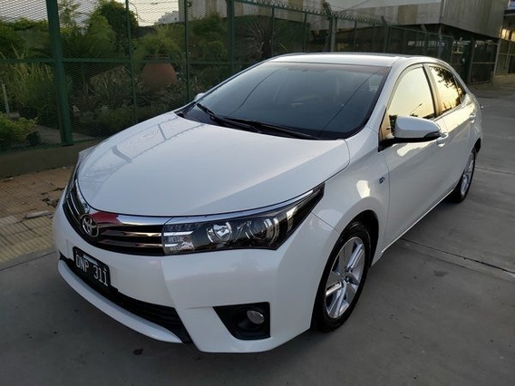 Toyota Corolla Xei Pack 2015 Gnc