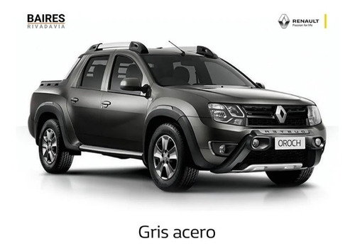 Renault Duster Oroch 0k 2021 Anticipo Y Cuotas Financiado