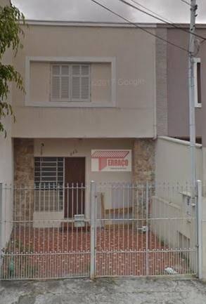 Sobrado Com 2 Dormitórios À Venda, 95 M² Por R$ 430.000 - Casa Branca - Santo André/sp - So1003