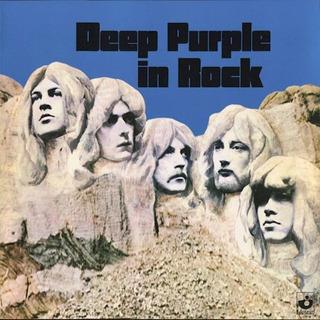 In Rock - Deep Purple (vinilo)