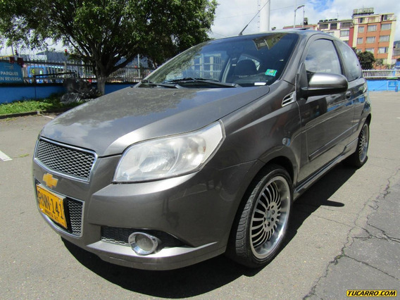 Chevrolet Aveo Emotion Fe