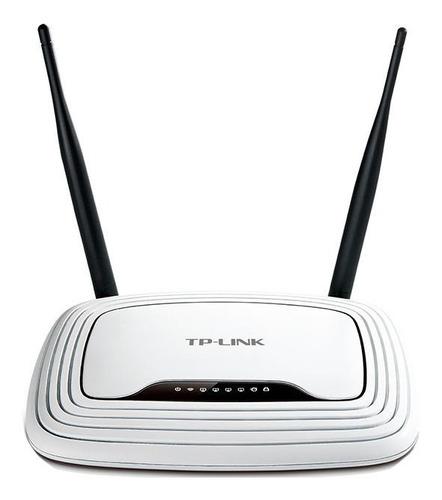 Imagen 1 de 3 de Router TP-Link TL-WR841N blanco