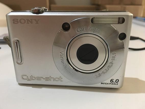 Câmera Sony Dsc-w30 - Usada